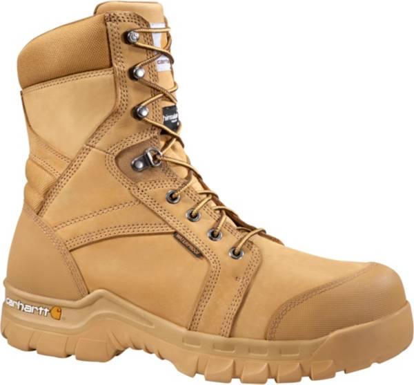 Carhartt Men's Rugged Flex 8'' 400g Waterproof Work Boots product image