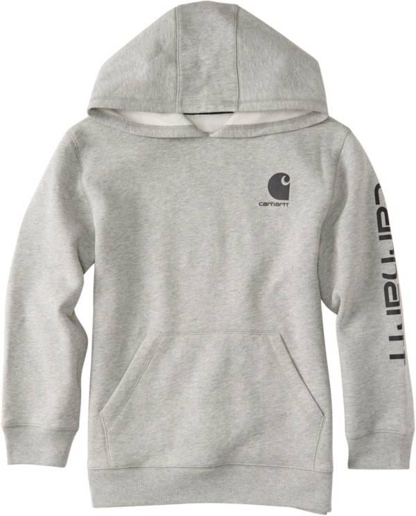 Carhartt Boys' Logo Fleece Hoodie product image
