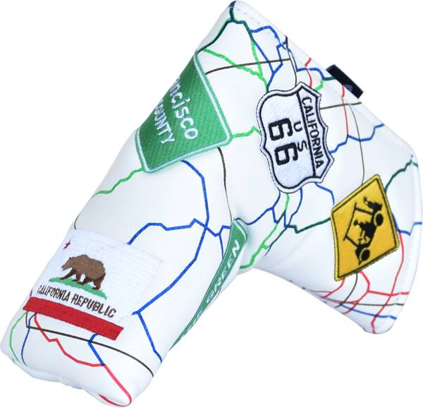 PRG Originals Route 66 Blade Putter Cover product image