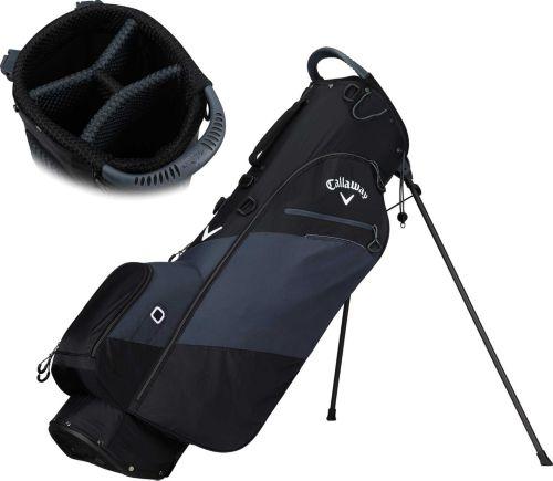 Callaway 2018 Hyper Lite Zero Double Strap Stand Golf Bag