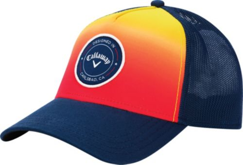 Callaway Men s Trucker Golf Hat  3068fd93e74