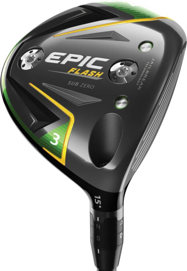 Callaway Epic Flash Sub Zero Fairway Wood product image