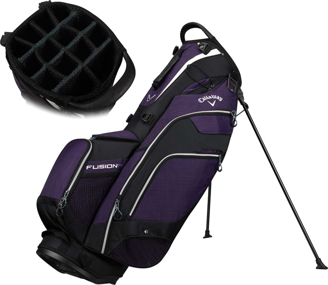 Callaway Women S 2018 Fusion 14 Stand Golf Bag