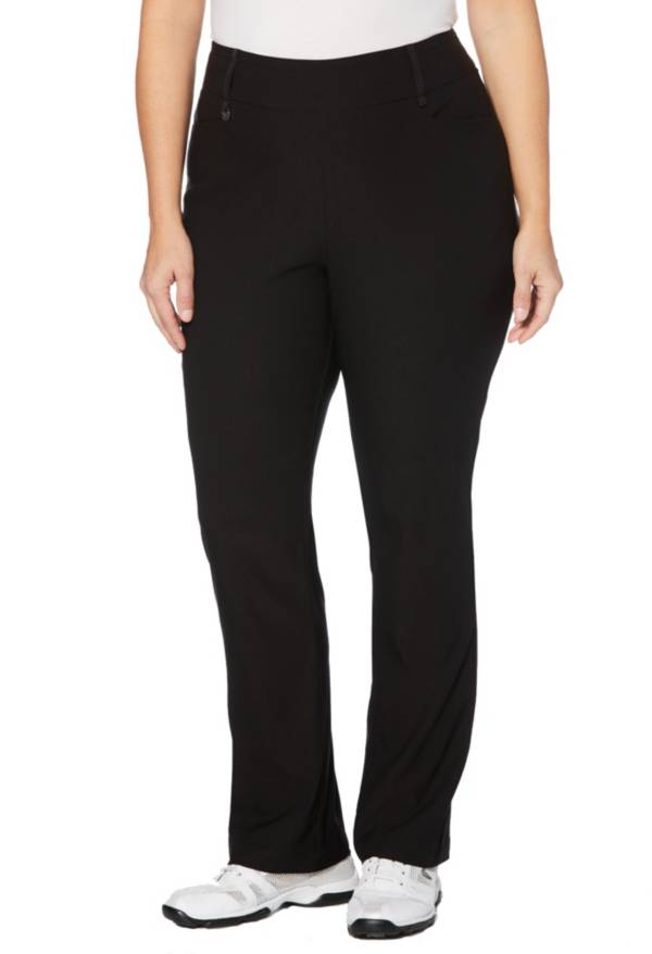 Callaway Women's Tech Stretch Solid Golf Pants - Extended Sizes product image