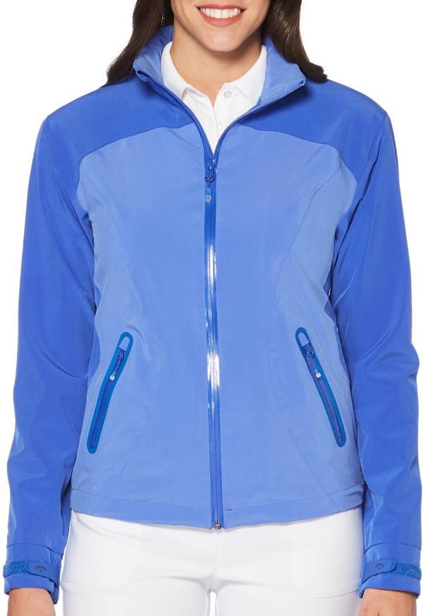 Callaway Women's Waterproof Tonal Panel Golf Jacket product image