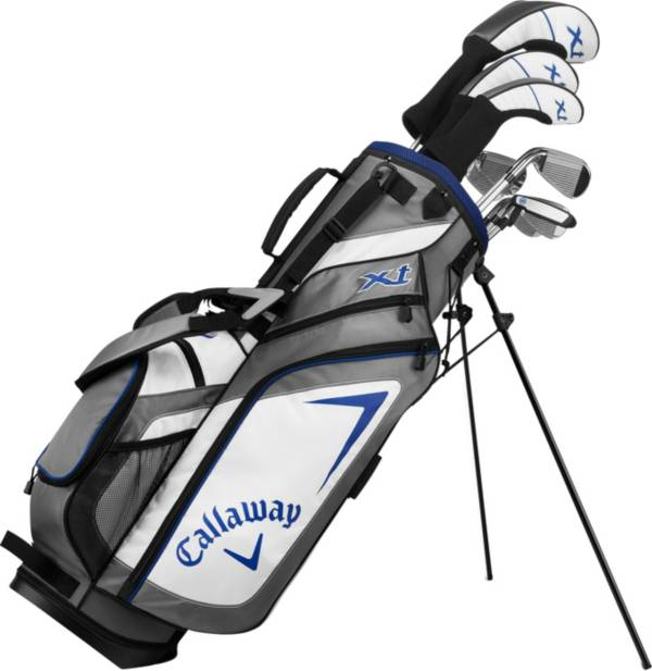 """Callaway Junior XT 10-Piece Complete Set (Height 63"""" and Above) product image"""