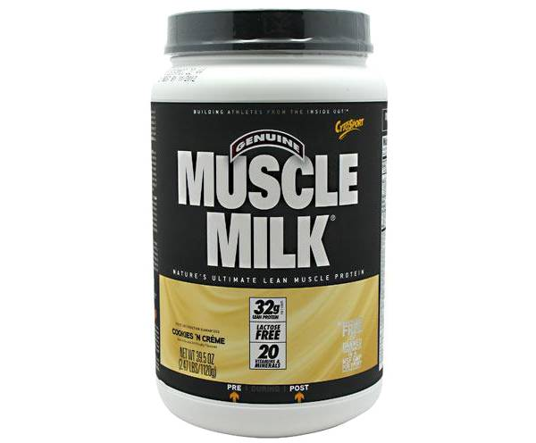Cytosport Muscle Milk Cookies 'n Cream 2.47 lbs product image
