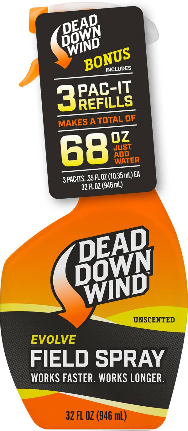 Dead Down Wind Field Spray Pac-It Combo 32 oz product image