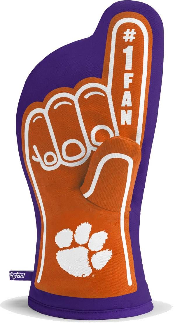 You The Fan Clemson Tigers #1 Oven Mitt product image