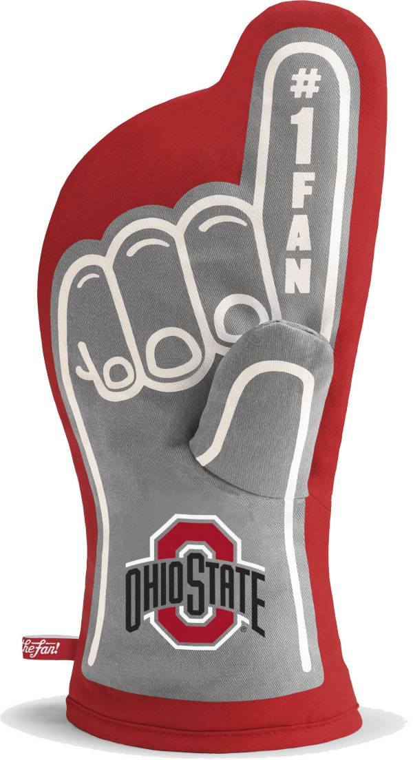 You The Fan Ohio State Buckeyes #1 Oven Mitt product image