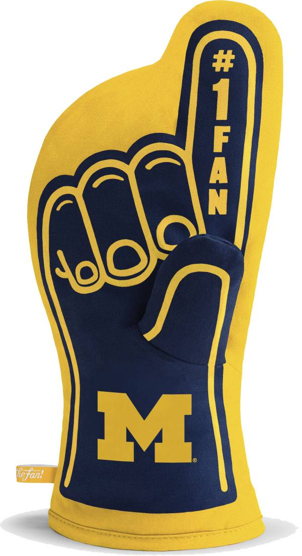 You The Fan Michigan Wolverines #1 Oven Mitt product image