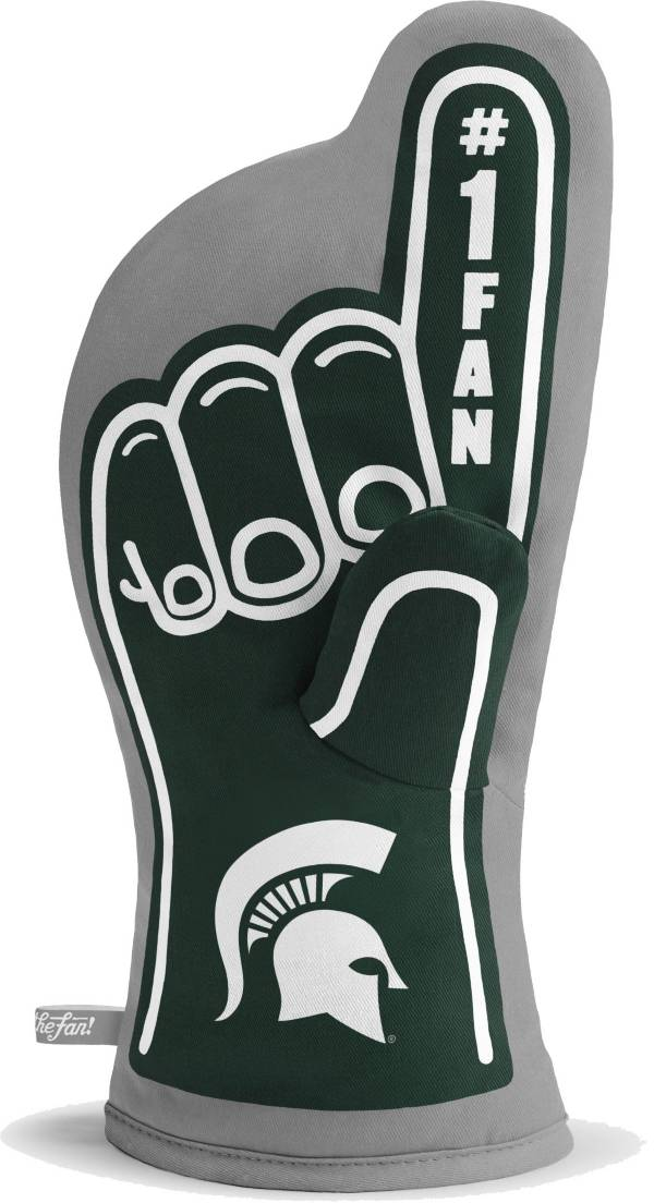 You The Fan Michigan State Spartans #1 Oven Mitt product image