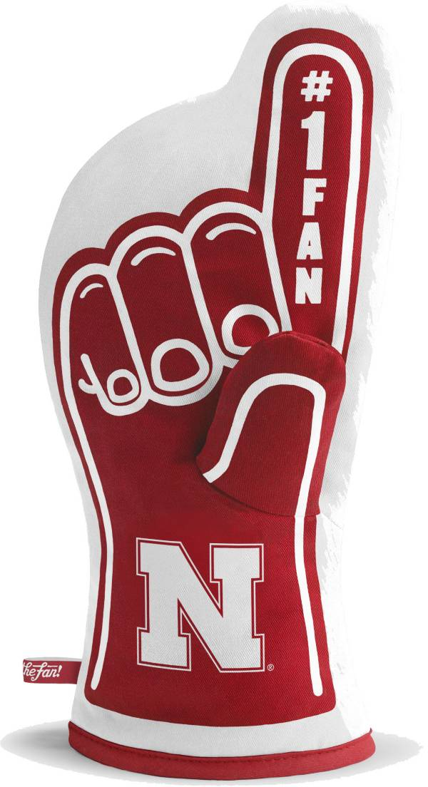 You The Fan Nebraska Cornhuskers #1 Oven Mitt product image