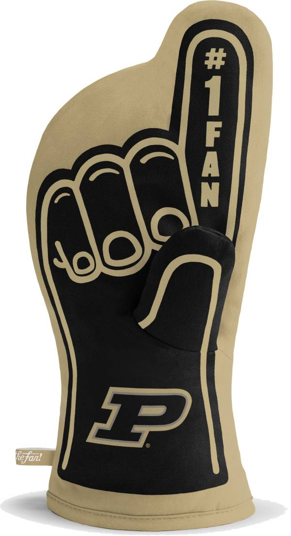 You The Fan Purdue Boilermakers #1 Oven Mitt product image