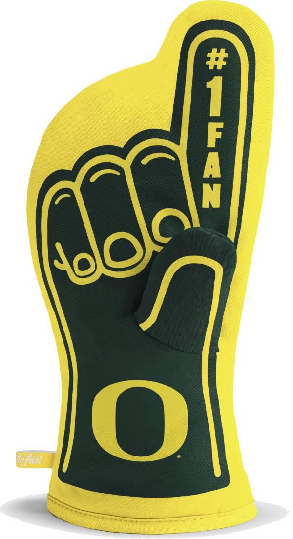 You The Fan Oregon Ducks #1 Oven Mitt product image