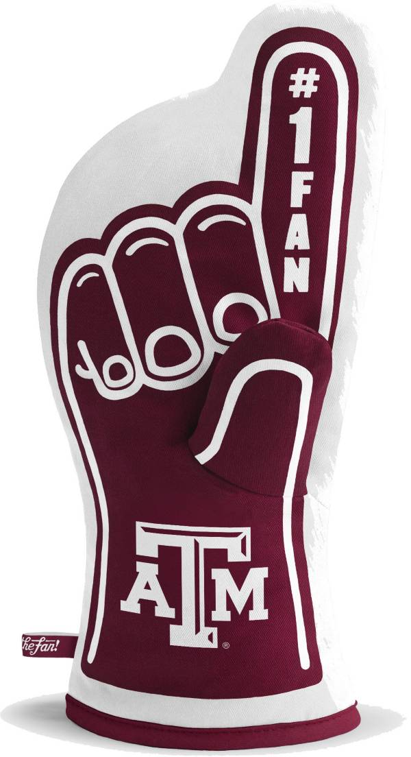 You The Fan Texas A&M Aggies #1 Oven Mitt product image