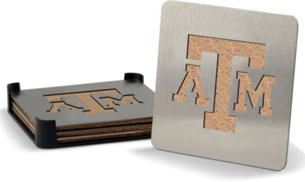 You the Fan Texas A&M Aggies Coaster Set product image