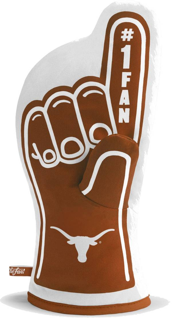 You The Fan Texas Longhorns #1 Oven Mitt product image