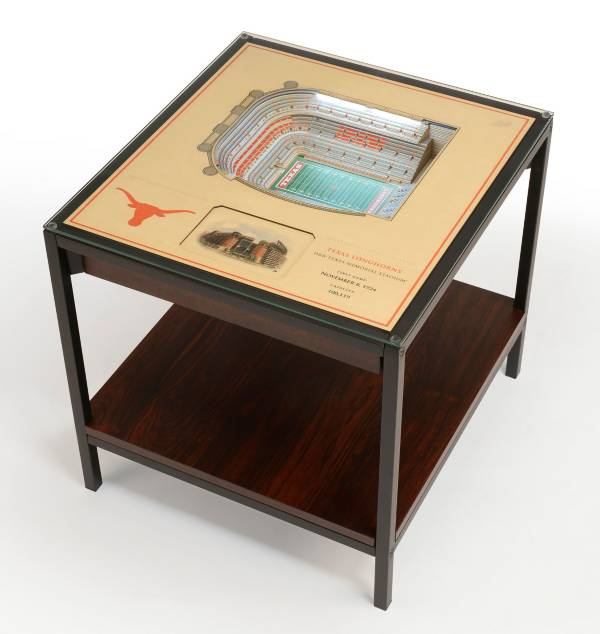 You The Fan Purdue Boilermakers 25-Layer StadiumViews Lighted End Table product image