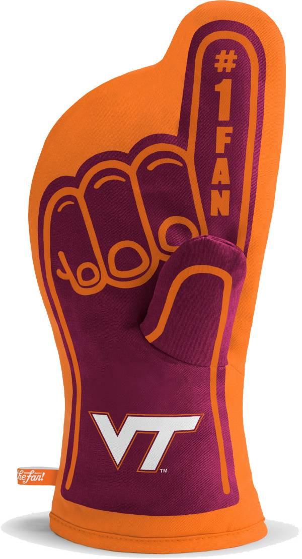 You The Fan Virginia Tech Hokies #1 Oven Mitt product image