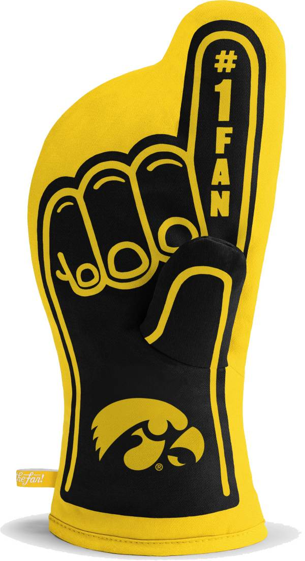 You The Fan Iowa Hawkeyes #1 Oven Mitt product image
