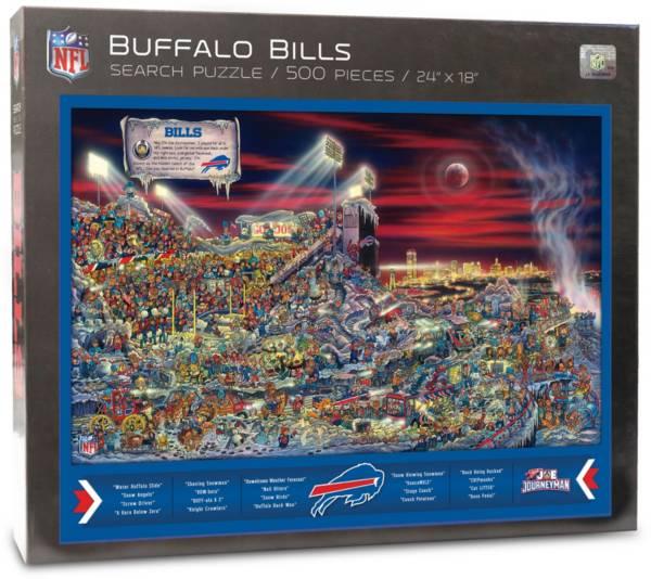 You the Fan Buffalo Bills Find Joe Journeyman Puzzle product image