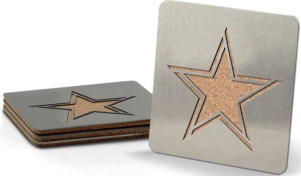 You the Fan Dallas Cowboys Coaster Set product image