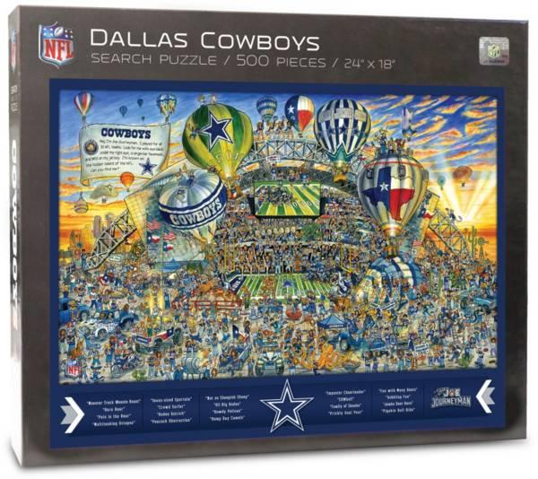 You the Fan Dallas Cowboys Find Joe Journeyman Puzzle product image