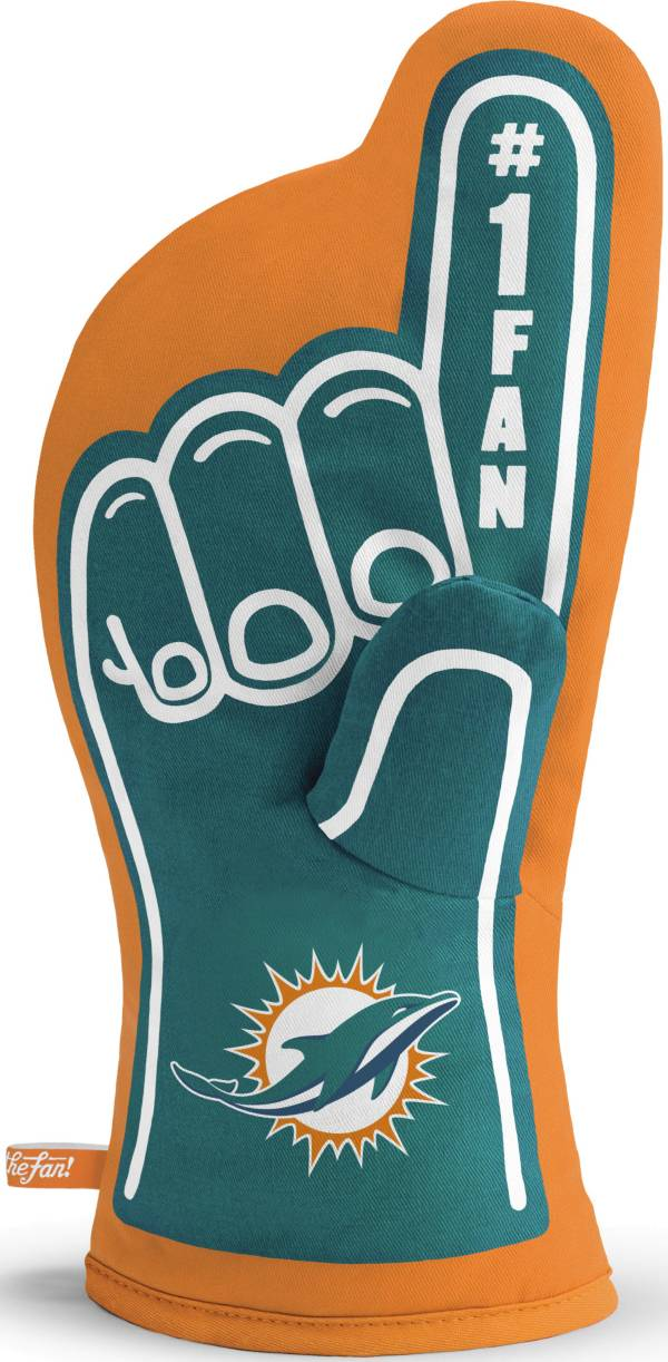 You The Fan Miami Dolphins #1 Oven Mitt product image