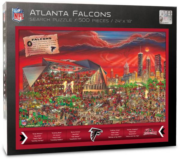 You the Fan Atlanta Falcons Find Joe Journeyman Puzzle product image