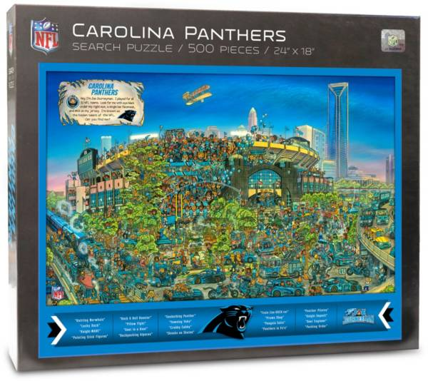 You the Fan Florida Panthers Find Joe Journeyman Puzzle product image