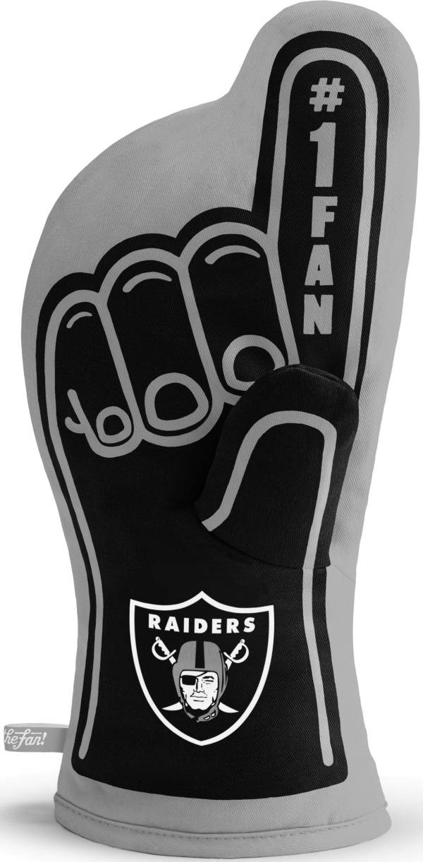 You The Fan Las Vegas Raiders #1 Oven Mitt product image