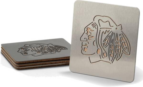 You the Fan Chicago Blackhawks Coaster Set product image