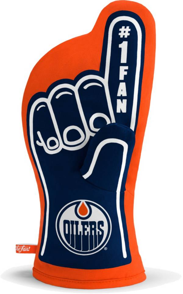You The Fan Edmonton Oilers #1 Oven Mitt product image