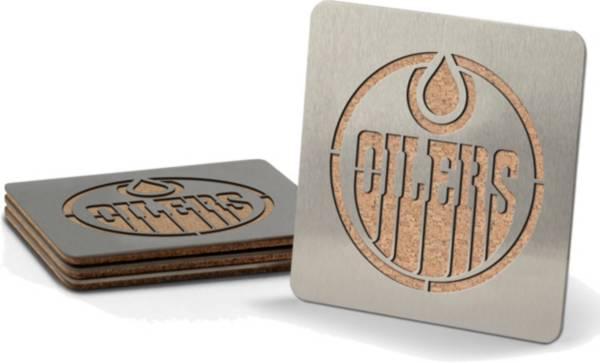 You the Fan Edmonton Oilers Coaster Set product image