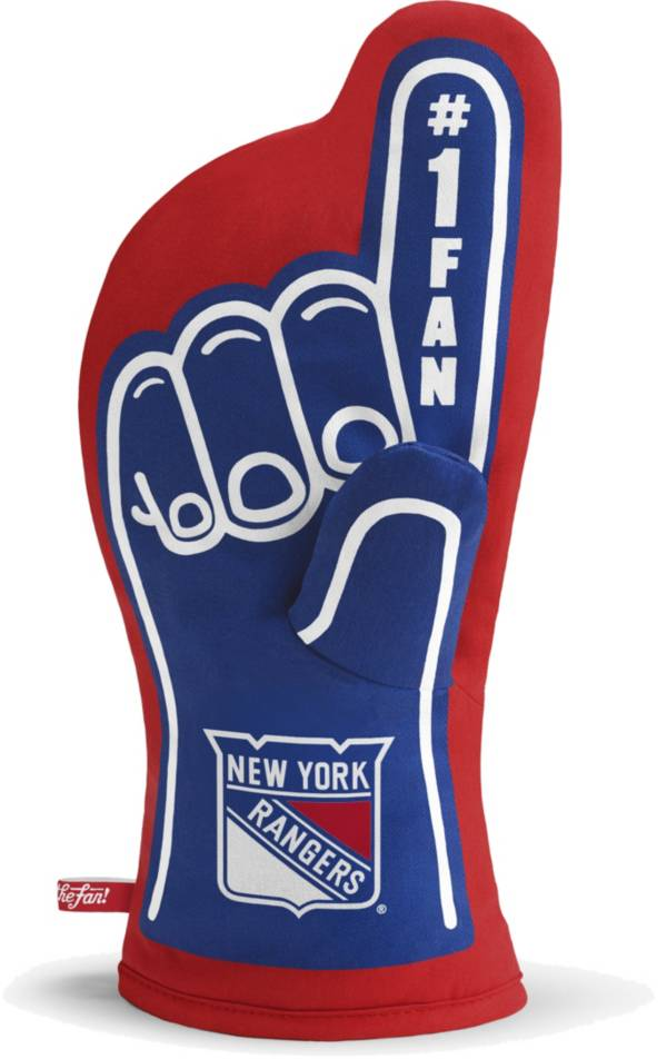 You The Fan New York Rangers #1 Oven Mitt product image
