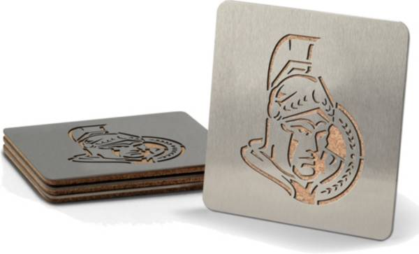 You the Fan Ottawa Senators Coaster Set product image