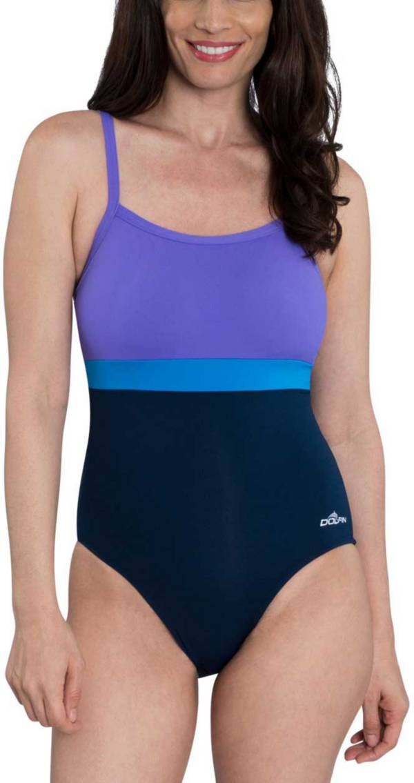 Dolfin Women's Aquashape Crossback Swimsuit product image