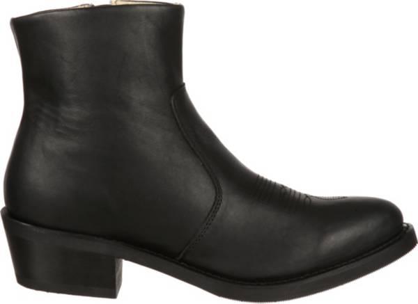 Durango Men's Black Side Zip Western Boots product image