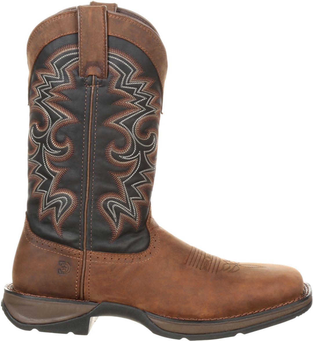 1731f3b8dec Durango Men's Rebel Pull-On Western Boots