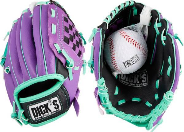 DICK'S Sporting Goods Backyard T-Ball Glove & Ball product image