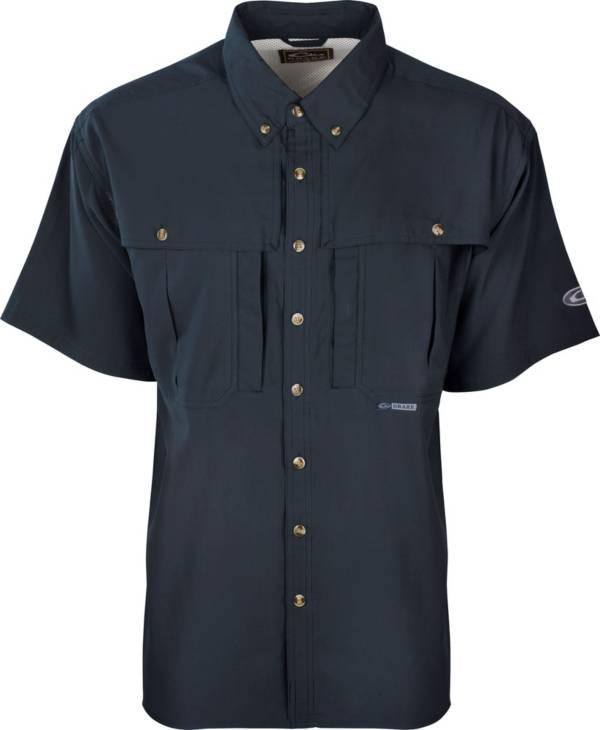 Drake Waterfowl Men's Flyweight Wingshooters Short Sleeve Shirt product image