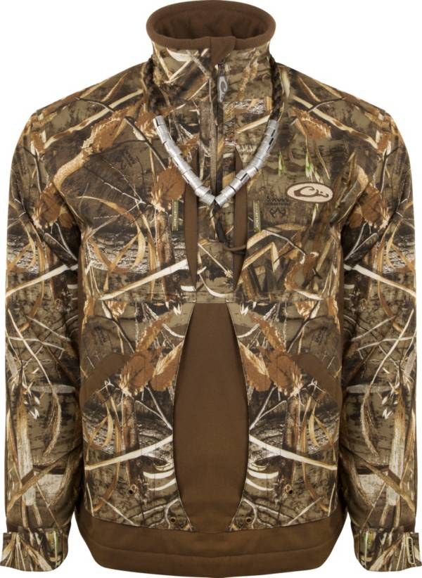 Drake Waterfowl Men's Guardian Flex 1/4 Zip Hunting Jacket product image