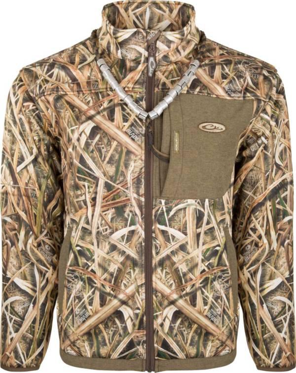 Drake Waterfowl Men's MST Quarter Zip Hunting Jacket product image