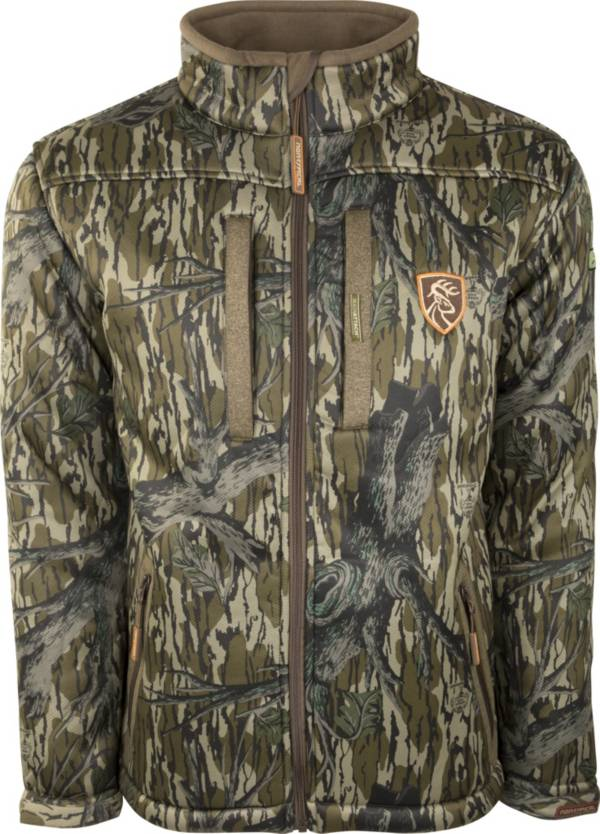Drake Waterfowl Men's Silencer Full Zip Hunting Jacket product image