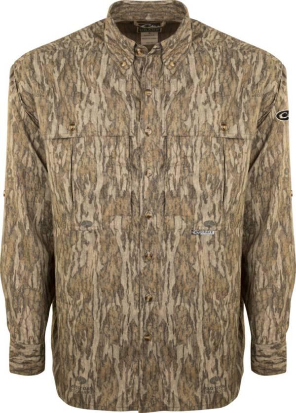Drake Waterfowl Men's Camo Flyweight Wingshooter's Hunting Shirt product image