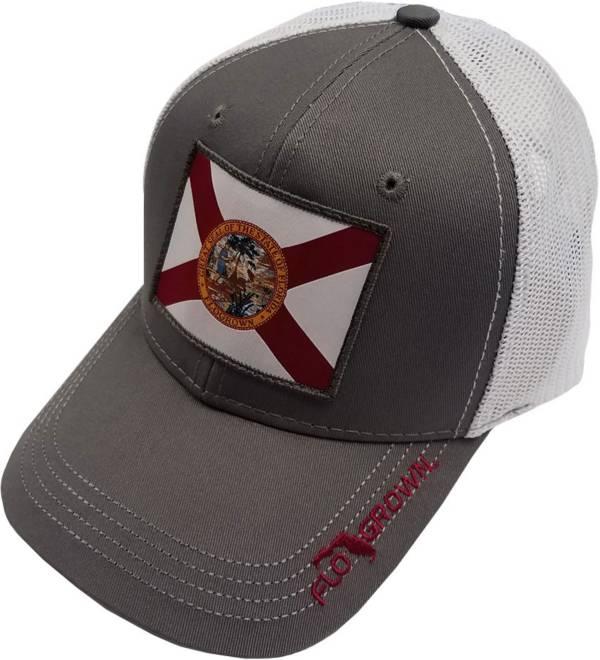 FloGrown Men's Flag Trucker Hat product image