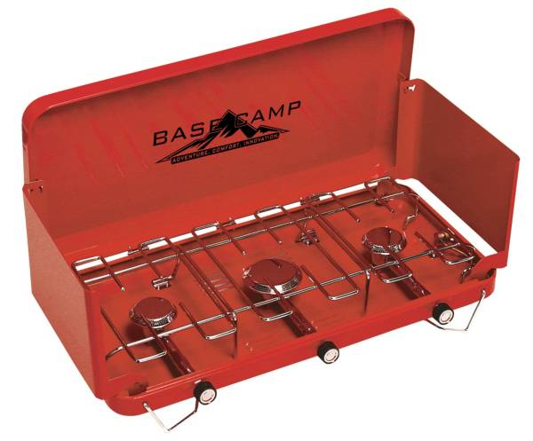 BaseCamp 3-Burner Propane Stove product image