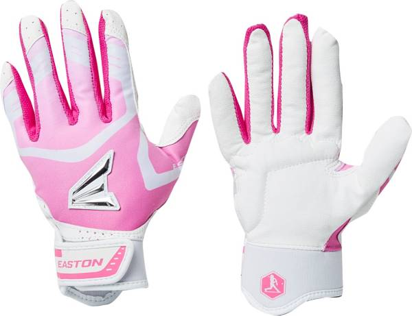 Easton Girls' Gametime Elite Fastpitch Batting Gloves product image
