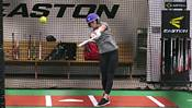 Easton Prowess Grip Two-Tone Softball Batting Helmet product image